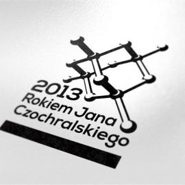 Projekt Logo Roku Jana Czochralskiego